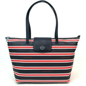 NEW Tommy Hilfiger Tote Purse Shopper Bag Vacation
